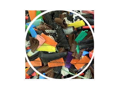 Plastic recylcing